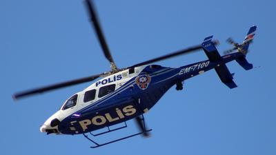 EM-7100 - Bell 429 Global Ranger - Turkey - Police