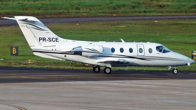 A picture of PRSCE - Hawker Beechcraft 400XP - [RK466] - © Marcos Ferreira
