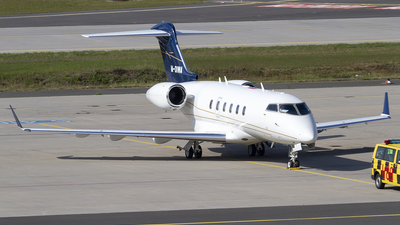 M-OIWA - Bombardier BD-100-1A10 Challenger 300 - Private