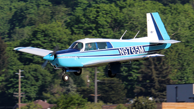 N9765M - Mooney M20C - Private