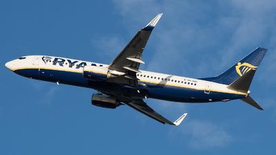 9H-QAH - Boeing 737-8AS - Ryanair (Malta Air)