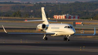 D-BOOK - Dassault Falcon 2000EX - Private