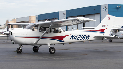 N421RW - Cessna 172S Skyhawk SP - Private