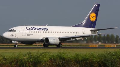D-ABID - Boeing 737-530 - Lufthansa