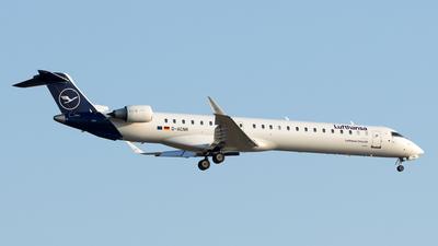 D-ACNR - Bombardier CRJ-900LR - Lufthansa CityLine