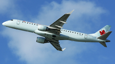 A picture of CFHJT - Embraer E190AR - [19000043] - © Ozell V. Stephens Jr.