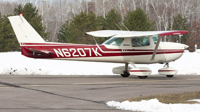 N6207K - Cessna 150M - Private