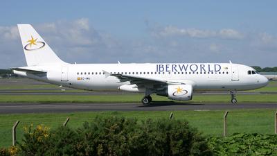 EC-IMU - Airbus A320-214 - Iberworld Airlines