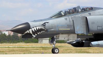 77-0299 - McDonnell Douglas F-4E Phantom II - Turkey - Air Force