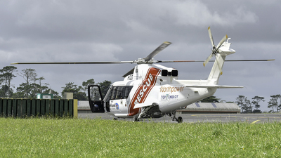 ZK-HQO - Sikorsky S-76C - Northland Emergency Services Trust