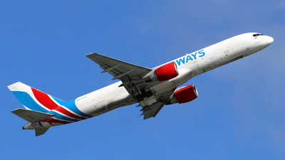9M-RYA - Boeing 757-26D(PCF) - Raya Airways