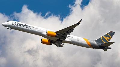 A picture of DABOA - Boeing 757330 - Condor - © Louis Kieper