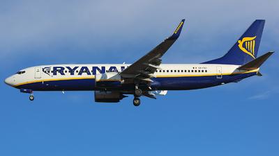 EI-FEI - Boeing 737-8AS - Ryanair