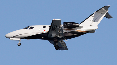 JA123F - Cessna 510 Citation Mustang - Okayama Air Service (OAS)