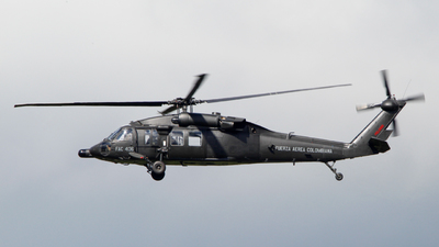 A picture of FAC4136 - Sikorsky UH60L Black Hawk -  - © Juan Miguel Zapata