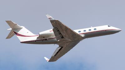 N494EC - Gulfstream G450 - Private