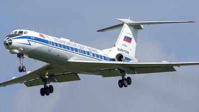 RF-66001 - Tupolev Tu-134AK - Russia - Navy
