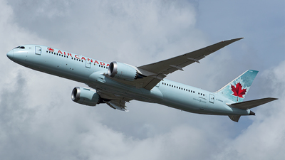C-FRSO - Boeing 787-9 Dreamliner - Air Canada
