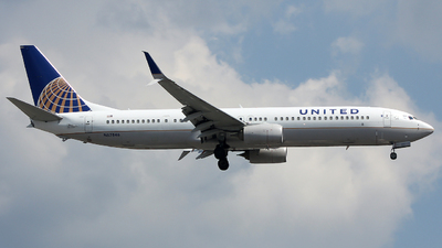 A picture of N67846 - Boeing 737924(ER) - United Airlines - © Xiamen Air 849 Heavy