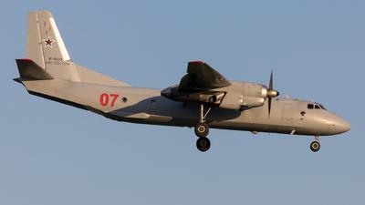 RF-90311 - Antonov An-26 - Russia - Air Force