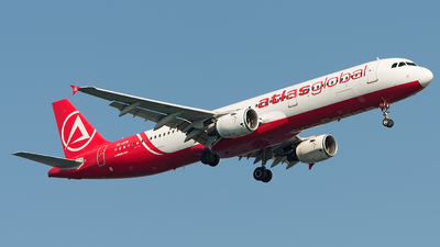 TC-ATE - Airbus A321-211 - AtlasGlobal