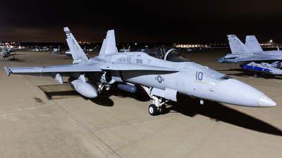 163099 - McDonnell Douglas F/A-18A Hornet - United States - US Marine Corps (USMC)