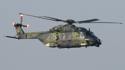 79-14 - NH Industries NH-90TTH - Germany - Army