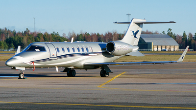 SE-RMO - Bombardier Learjet 45XR - Hummingbird Aviation Services