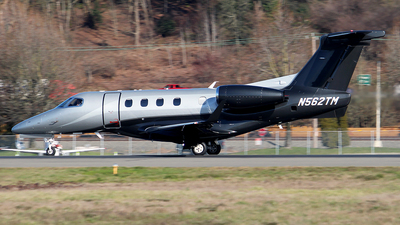 N562TM - Embraer 505 Phenom 300 - Private