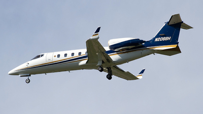 N208BH - Bombardier Learjet 60 - Private