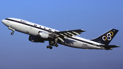 SX-BEF - Airbus A300B4-103 - Olympic Airways