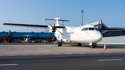 ES-NTB - ATR 42-500 - NyxAir