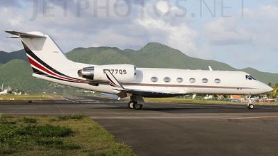 N477QS - Gulfstream G-IV(SP) - NetJets Aviation