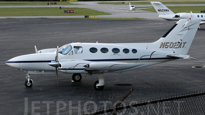 N502AT - Cessna 421B Golden Eagle - Private