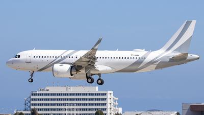T7-HHH - Airbus A320-251NCJ - Sorens Aero