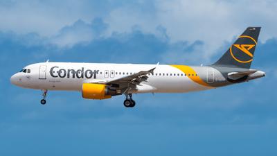D-AICS - Airbus A320-214 - Condor