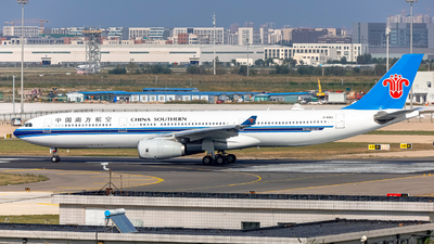 A picture of B8363 - Airbus A330343 - China Southern Airlines - © CAUCCXA