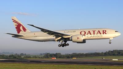 A7-BFV - Boeing 777-FDZ - Qatar Airways Cargo