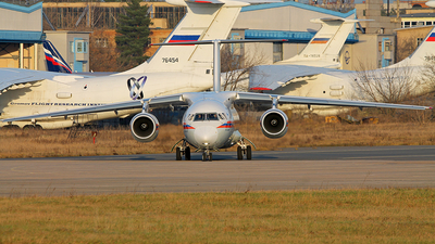 RA-61715 - Antonov An-148-100EM - Russia - Ministry for Emergency Situations (MChS)