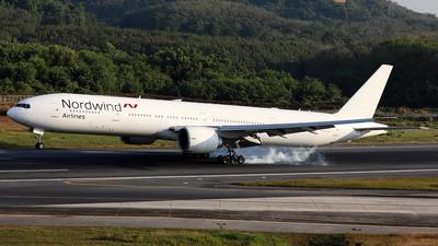Vp Bjl Boeing 777 35e Er Nordwind Airlines
