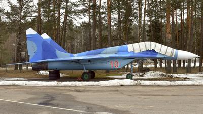 10 - Mikoyan-Gurevich MiG-29 Fulcrum - Belarus - Air Force