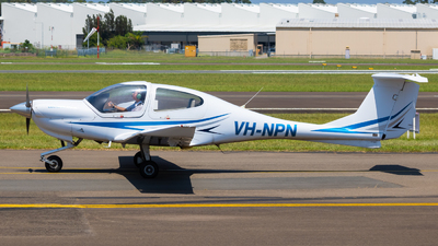 VH-NPN - Diamond DA-40 Diamond Star - Private