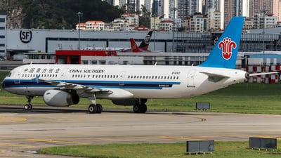 A picture of B6913 - Airbus A321231 - China Southern Airlines - © Snake_ZSAM