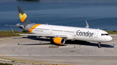 D-AIAC - Airbus A321-211 - Condor