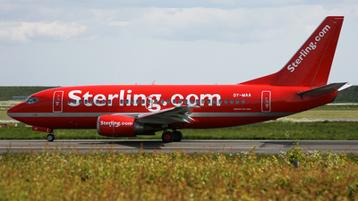 OY-MAA - Boeing 737-5L9 - Sterling Airlines