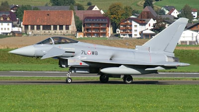 7L-WB - Eurofighter Typhoon EF2000 - Austria - Air Force