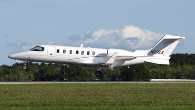 N27AX - Bombardier Learjet 45 - Private
