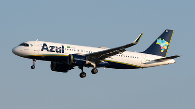 PR-YRF - Airbus A320-251N - Azul Linhas Aéreas Brasileiras