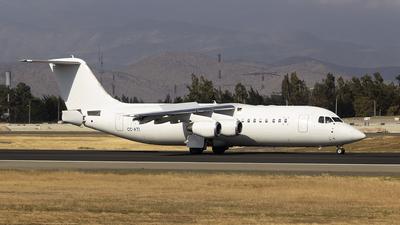 CC-ATI - British Aerospace Avro RJ100 - Aerovías DAP
