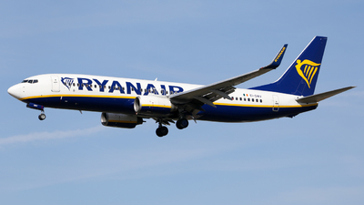 A picture of EIDWV - Boeing 7378AS - Ryanair - © Marvin Knitl